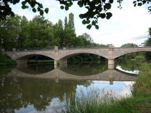 Pont de Villeherviers sur la Sauldre