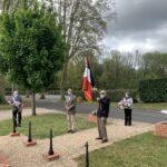 cérémonie 8 mai Villeherviers